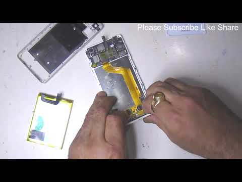 Vivo Y51L Disassembly | Display Replacement | Touch
