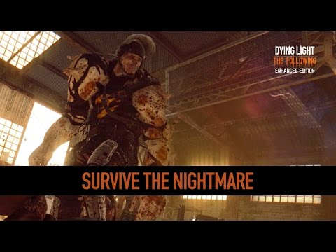 Dying Light Nightmare Mode Revealed With New Trailer