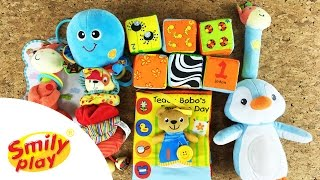 Smily Play zabawki dla małych dzieci