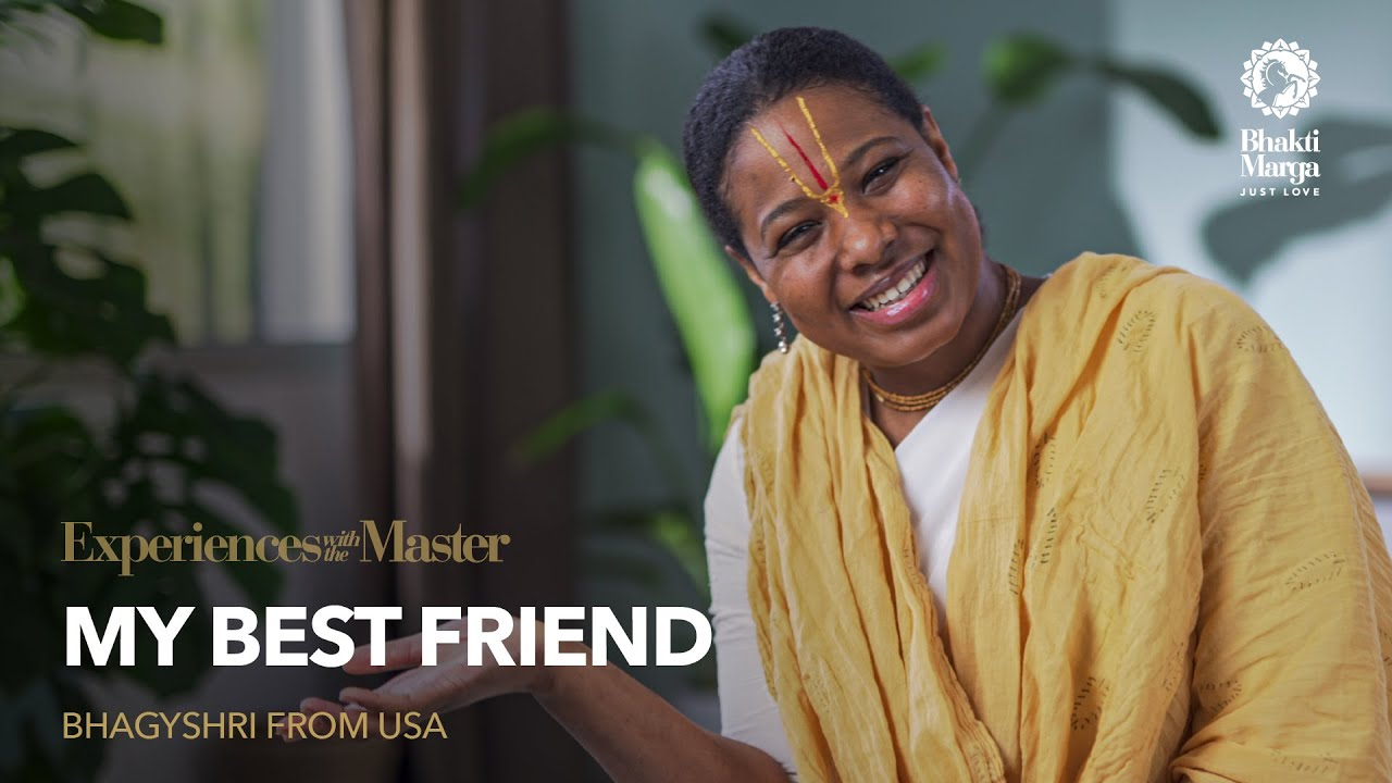 My best friend | Experiences with the Master