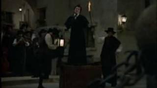 Kadr z teledysku Ecco, ridente in cielo tekst piosenki Gioachino Rossini