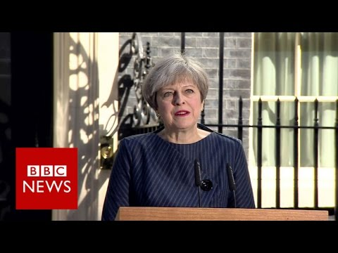Theresa May seeks general election – BBC News