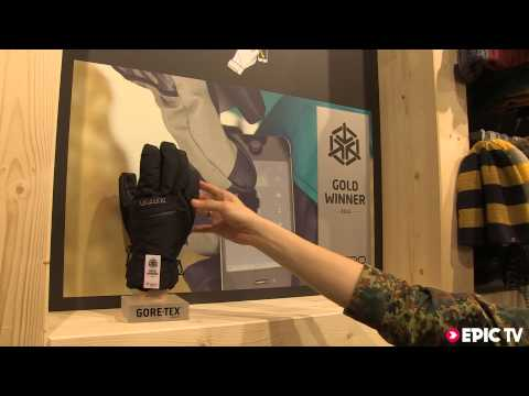 Snow Gloves Review: 2014 Burton Gore-Tex Glove at ISPO 2013