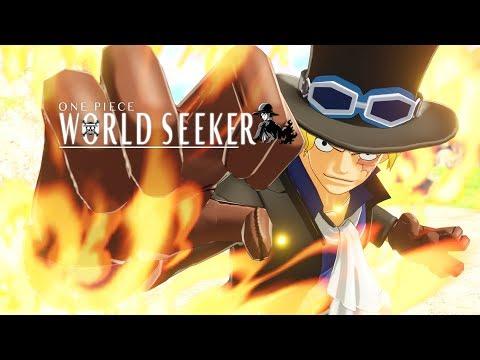 One Piece: World Seeker - Karma System Gameplay Trailer (2019)