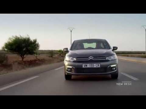 Citroen  C Elysee Седан класса B - рекламное видео 3