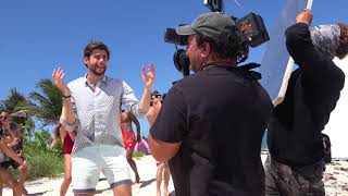 Alvaro Soler - La Cintura (feat. Flo Rida & TINI) [Remix] (Making Of)