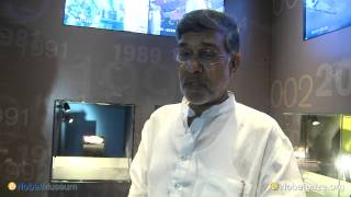 """In our lifetime we can end child labor."" Kailash Satyarthi, Nobel Peace Prize Laureate 2014"