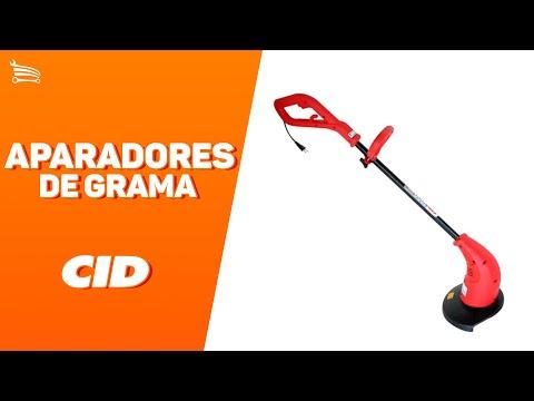 Aparador de Grama 1000W  - Video
