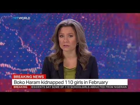 Boko Haram returns some of the schoolgirls kidnapped in Dapchi