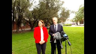 Labor commitment to the Princes Highway: Same as the government or better
