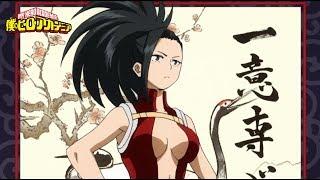 My Hero Academia - ประวัติ โมโมะ Creati