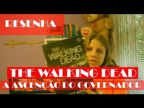 Resenha The Walking Dead a Ascensão do Governador