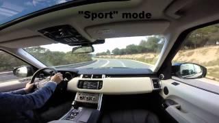 Range Rover Sport 2015 SDV6 HSE