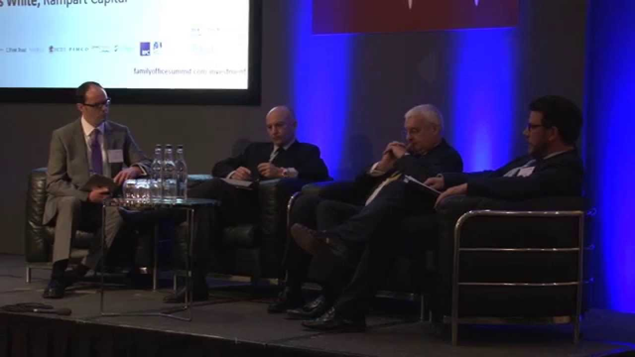 Family Office Investment Summit 2015: CIO Roundtable