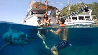 Утопили GoPro .Отдых на яхте. Турция Фетхие. GoPro drowned camera