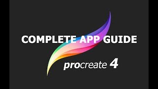 Procreate 4 tutorial - A complete app guide for iPad artists