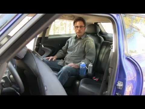 2014 Mini Paceman Review