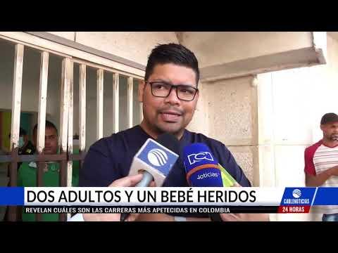 ¡Tragedia en Barranquilla! Dos niñas murieron en incendio al interior de su vivienda