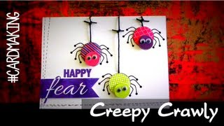 Halloween - Creepy Crawly