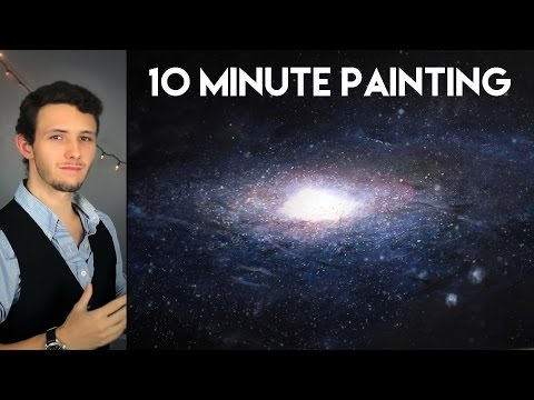 Acrylic Painting Tutorial
