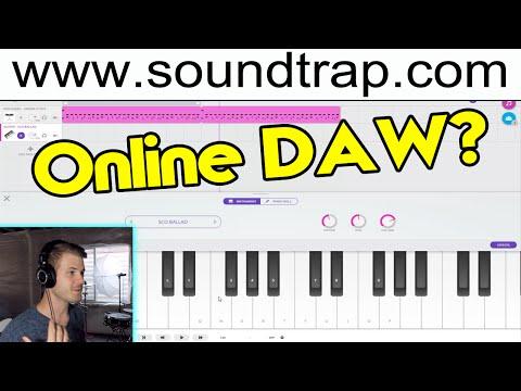 Online Music Maker??   Recording & Mixing on soundtrap.com