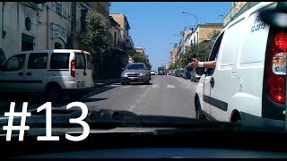 Driving In Italy #13 _bad Drivers Napoli