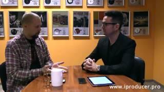 IPRODUCER - Илья Буц (Universal Music Russia). Интервью Сергею Сабанину для IPRODUCER.