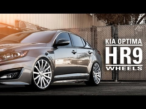 MRR HR9 Wheels - Kia Optima