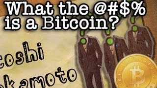 What the @#$% is a Bitcoin anyway?