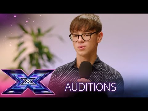 Robbie Monaghan: Talented Cute-Looking Guy Sings 1D's 'Little Things'!| The X Factor 2019: The Band