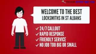 preview picture of video 'St Albans 24 Hour Locksmith | Tel 01727 583 103'