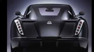 Maybach Exelero, 2005. Автомобили