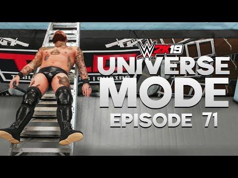 WWE 2K19 | Universe Mode - 'TLC PPV!' (PART 1/3) | #71
