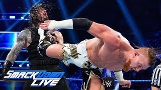Roman Reigns vs. Buddy Murphy: SmackDown LIVE, Aug. 13, 2019