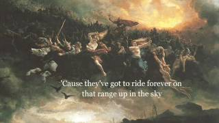 Ghost Riders in the Sky   Johnny Cash   Full Song