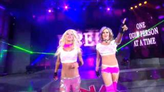 The Beautiful People - Greatest Entrance in Professional Wrestling