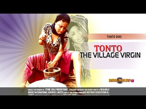 Tonto The Village Virgin - Nollywood