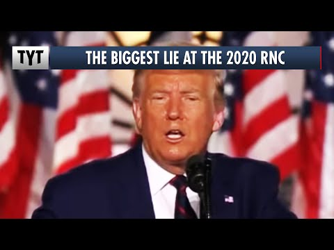 The BIGGEST LIE at the RNC