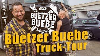 Gölä Und Trauffer Zeigen Uns Ihren Büetzer Buebe Truck | Ticketcorner