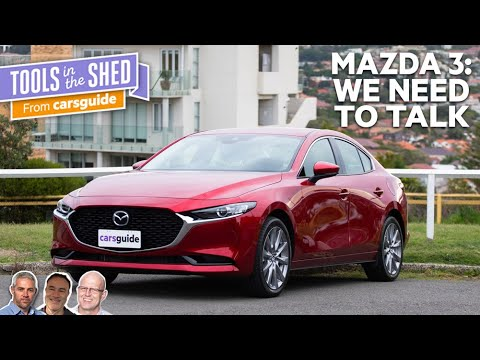Are Australians falling out of love with the Mazda 3? Podcast: Ep. 163