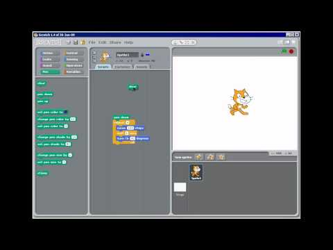 An Introduction to the Scratch Programming Language for Education
