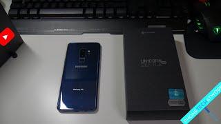 Samsung Galaxy S9 Plus Supcase Unicorn Beetle Pro! Much Needed Case!