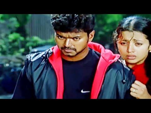 कैसे गुंडों के कैद से लड़की को उड़ा ले गया देखिए विजय के फिल्म का जबरदस्त एक्शन सीन