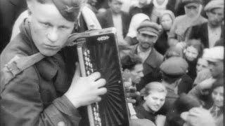 Польша празднует вхождение в СССР (1939 год)