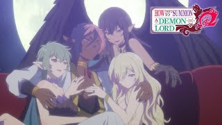 How Not to Summon a Demon Lord Ω Episode 6 | Crunchyroll English Sub Clip: Sister Wives
