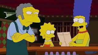 Os Simpsons – 26ª Temporada Episódio 19 – Em Pé de Guerra PARTE 1