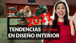 Cinco Tendencias en Decoración del 2020