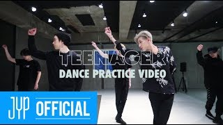 "GOT7 ""Teenager"" Dance Practice"