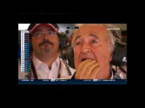 Finále letošního závodu 24H Le Mans s českým komentářem
