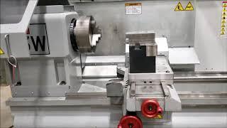 13765 Haas TL-3 CNC Lathe, 2012
